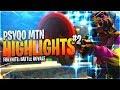 PsyQo MTN: Fortnite: Battle Royale Highlights #2
