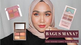 Bahas Face Palette Lokal ( Esqa, They Talk About, M.o.b)