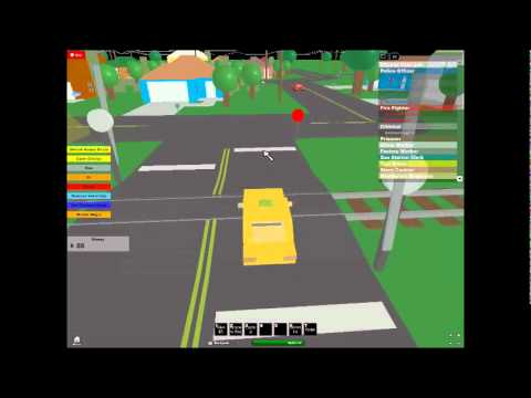 secret car on Welcome to the town of robloxia