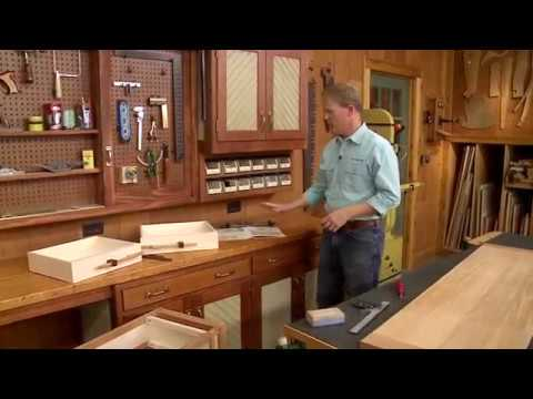 Woodsmith Tips: Easy Access Plans