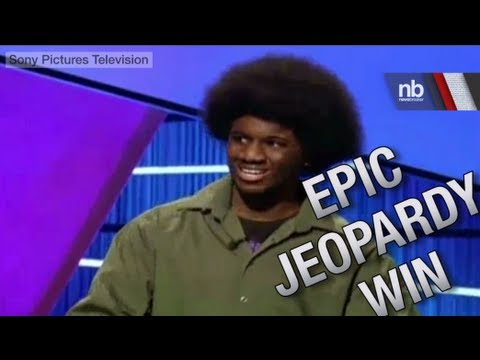 Teen Gives Greatest Final Jeopardy Answer Ever | NewsBreaker| OraTv