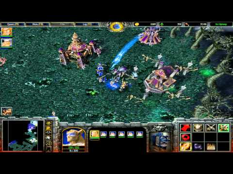 Warcraft 3: Reign of Chaos - Human 07 - The Shores of Northrend