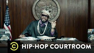 Hip-Hop Courtroom - Uncensored