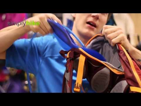 How to Fit a Camelbak Hydration Reservoir - Micro Advice Video Series - www.simplyhike.co.uk