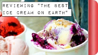 "Reviewing ""The Best Ice Cream on Earth?"" 