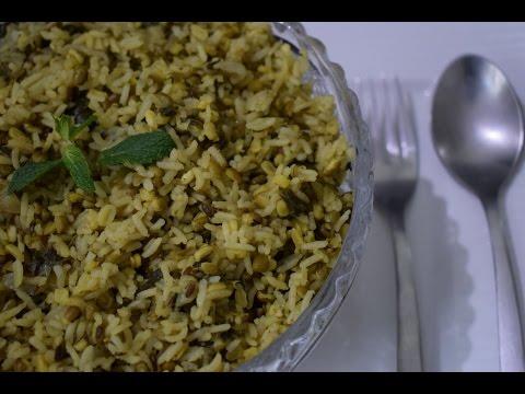 Green Gram Khichdi    Simple Lunch Box Recipe   One Pot Recipe