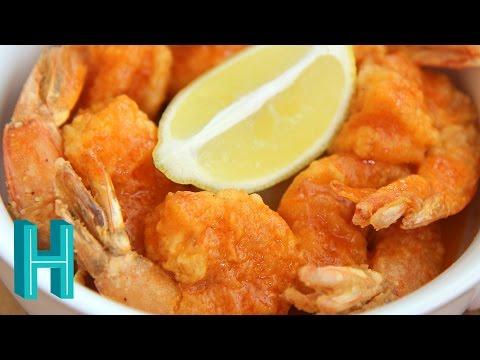 How to Make Buffalo Shrimp |  Hilah Cooking