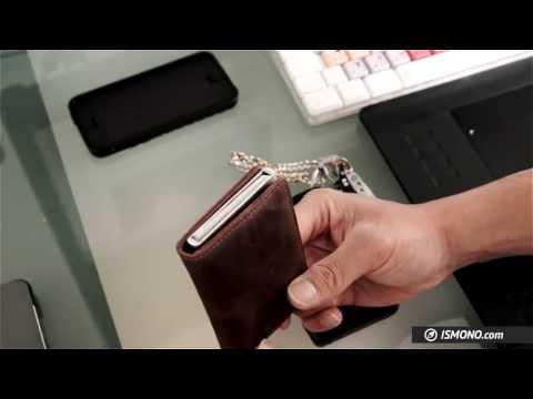 ISMONO // 03. TECH TALK: The perfect wallet? Secrid Slim wallet Review.