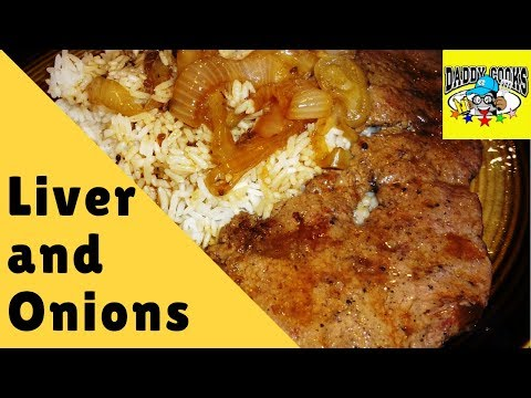 The Best Liver and Onions with Gravy Recipe