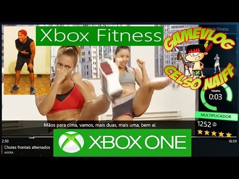 FITNESS XBOX ONE GRATIS# Demonstração de treino