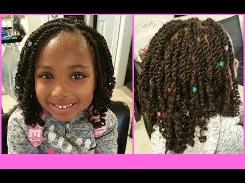 Kids Kinky Twist   Equal Cuban Twist Hair