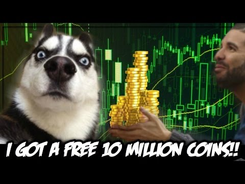 I GOT A FREE 10 MILLION COINS OMG INSANE! | MADDEN 17 ULTIMATE TEAM