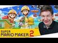 Super Mario Maker 2 Ich Spiele Eure Level Mit 97212 er EXTREMEREN STRAFE Als GESTERN11