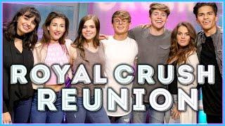 Royal Crush Reunion w/ Meg DeAngelis and Alex Aiono and Season 3 Announcement