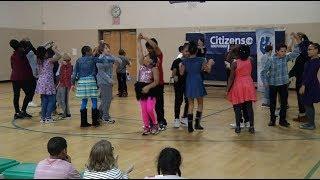 Ballroom dance waltzes into FAIR School in Crystal