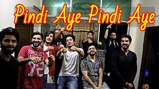 Pindi Aye Boys k sath LahoriFied ka Meetup - VLOG