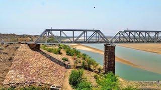 खतरनाक और विशालकाय चम्बल नदी को पार करने की कहानी 3 VIP ट्रेनों से मुलाक़ात