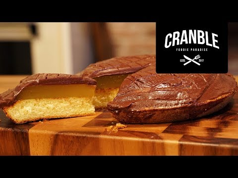 Cranble   Jaffa Cake...Cake