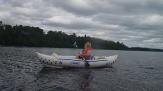 10 tips and tricks for Sea Eagle inflatable Sport Kayaks