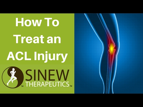How To Treat an ACL Injury and Speed Recovery