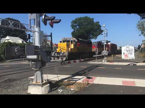 Railfanning Along the Hartford Line