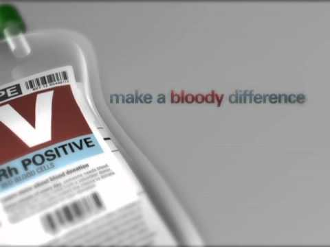 True Blood Type V Blood Donation Drive Campaign - Teaser 2