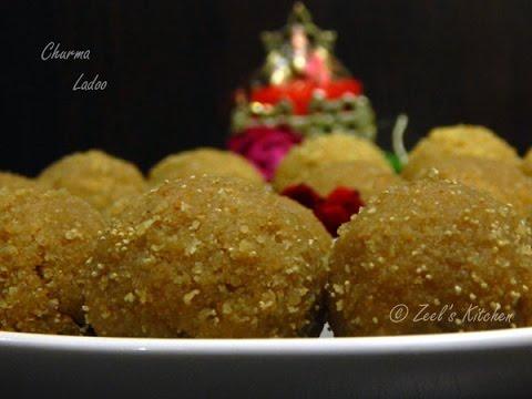 Churma Ladoo Recipe - How to make Churma Ladoo