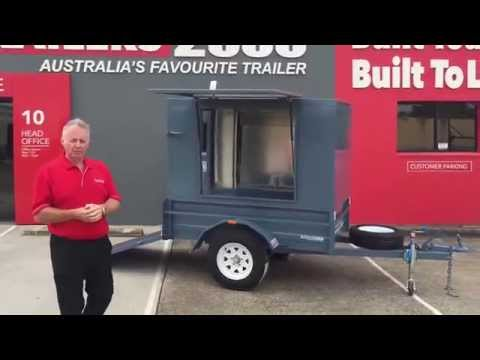 Pantec Trailers by Trailers 2000