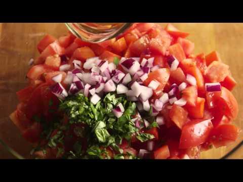 How to Make Pasta with Fresh Tomato Sauce | Pasta Recipe | Allrecipes.com