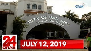 24 Oras Express: July 12, 2019 [HD]