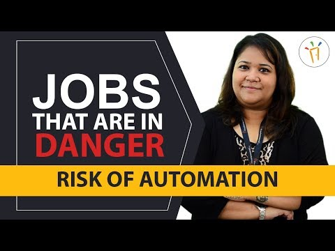 Top 11 Jobs at Risk of Automation - Be careful in choosing these career paths