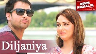 New Punjabi Songs 2016 - DILJANIYA || Amrinder Gill & Mandy Takhar || Munde Kamaal De