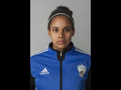 Israela Groves Part 1 Soccer Scholarship Video Profile - Technical