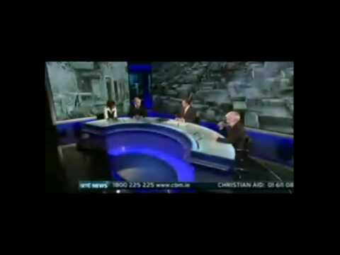 Haiti Manager Paddy Doyle Talks About Haiti On RTE News Part 1