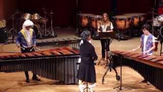 Download Thunderstruck for Percussion Ensemble Alumnado PercuFest 2014 dirigido por Rafa Navarro