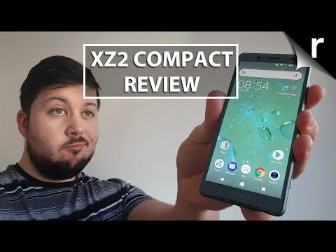 Sony Xperia XZ2 Compact Review: Pint-sized Pocket Rocket