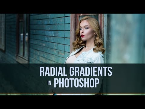 Radial Gradients in Photoshop