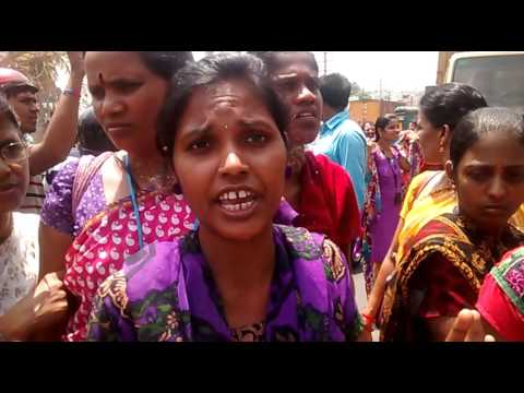 Garment Women Workers - No Proper Response from PF Office