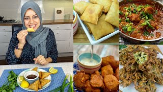 My Top 3 Ramadan Recipes | Indian Cooking Recipes | Cook with Anisa | #Recipes