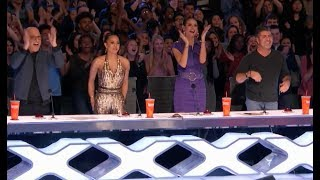 Twin Magicians Shocks Everyone With Their Never Seen Tricks | Week 3 | America