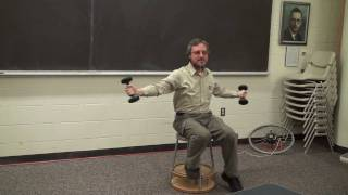 AU Physics Faculty Demonstrations