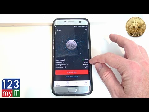Mining Cryptocurrency on Android Update & Trading