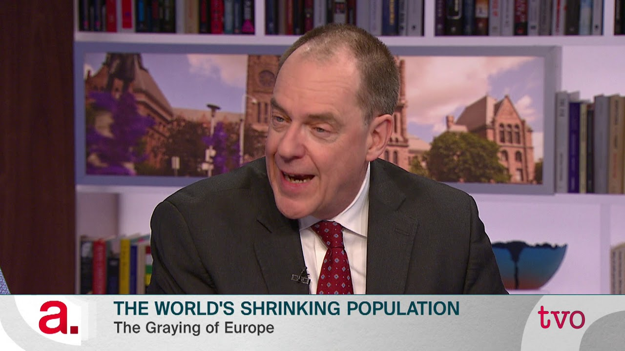 The World's Shrinking Population