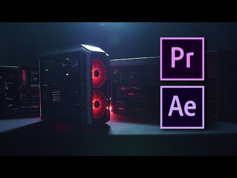 Introduction to Building a VIDEO EDITING COMPUTER in 2018