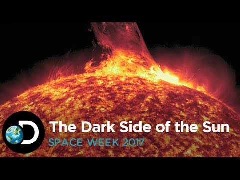 The Dark Side of the Sun | Space Week 2017