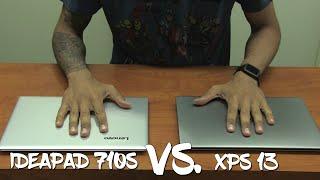 Lenovo Ideapad 710S vs Dell XPS 13!