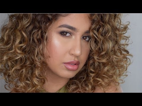 Curly Hair Shower Routine & GIVEAWAY (CLOSED) | 2017