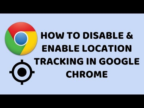 How to Disable & Enable Location Tracking in Google Chrome   Tech Videos In Hindi