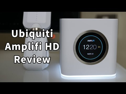 Wi-Fi Sucks? Ubiquiti AmpliFi Might Be The Answer