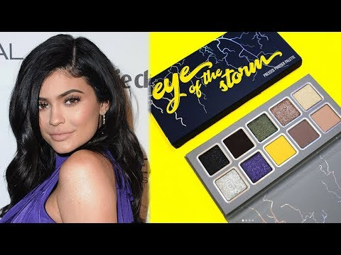 Kylie Jenner Unveils NEW Baby Stormi-Inspired Cosmetics Collection